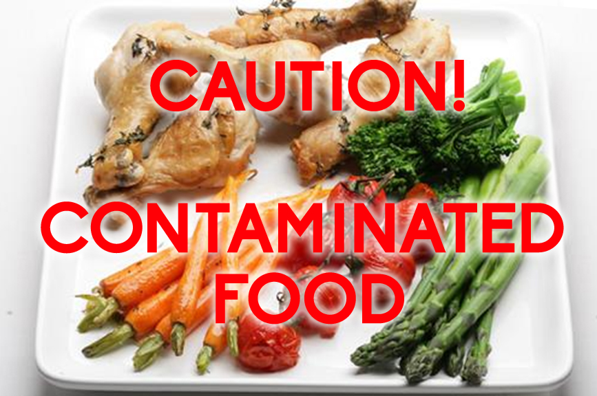 What Can Cause Physical Contamination Of Food